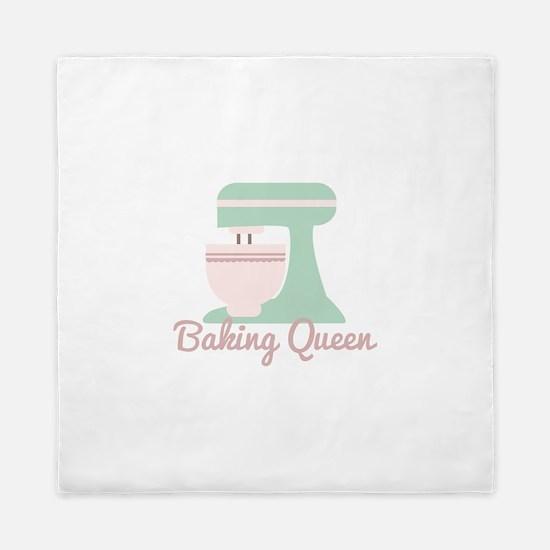 Baking Queen Queen Duvet