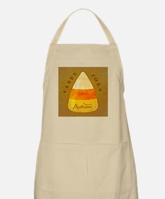 Unique Candy corn Apron