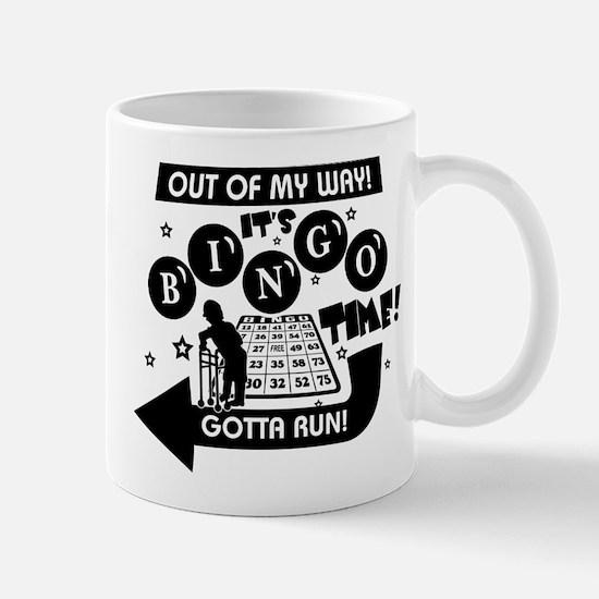 BINGO TIME! Mug