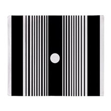 The Doppler Effect Throw Blanket
