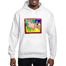 anime boy Hoodie