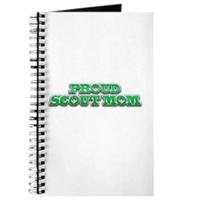 Proud Scout Mom Journal