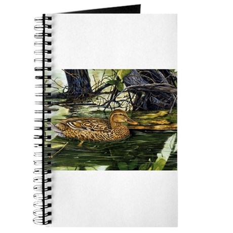 Mallard on the River Journal