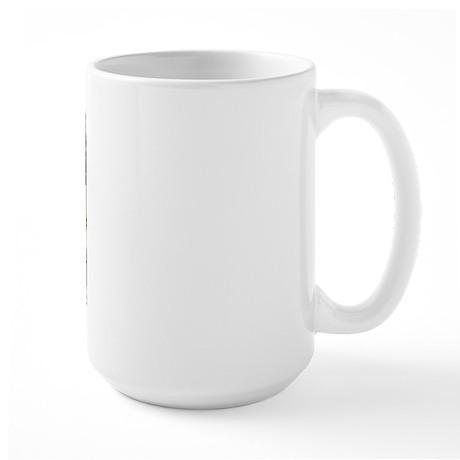 Mallard on the River Large Mug