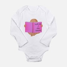 Cute New dad Long Sleeve Infant Bodysuit