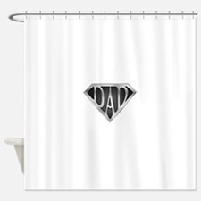 spr_dad2_chrm.png Shower Curtain