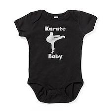 Karate Baby Baby Bodysuit