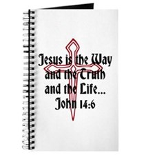 Jesus Is The Way Journal
