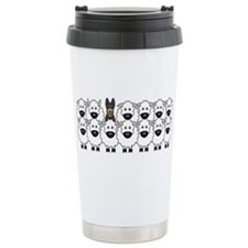 Unique Kelpie Travel Mug