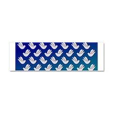 Peace Doves Car Magnet 10 x 3