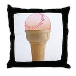 Perfect Summer - Pink Throw Pillow