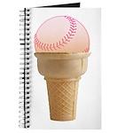 Perfect Summer - Pink Journal
