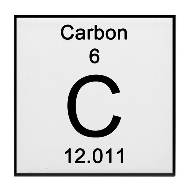 +periodic_table_carbon_tile_coaster,1389305943 on Periodic Table Of Elements