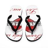 Someone in pennsylvania loves me Flip Flops