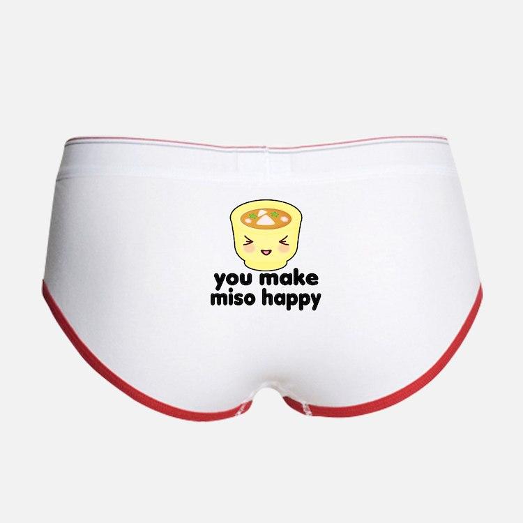 Miso Happy Women's Boy Brief