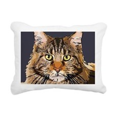 His Majesty, the King Rectangular Canvas Pillow