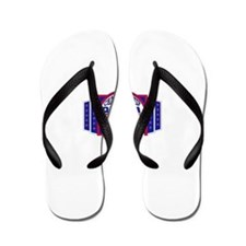 Unique Wrestling Flip Flops