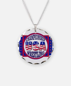 Unique Ultimate fighting championship Necklace