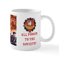 All Power To The Soviets Mug