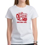 This Is How I Roll Tractor RED Women's T-Shirt