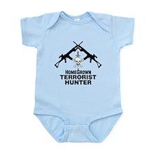 Homegrown Terrorist Infant Bodysuit