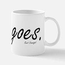 So It Goes Mug
