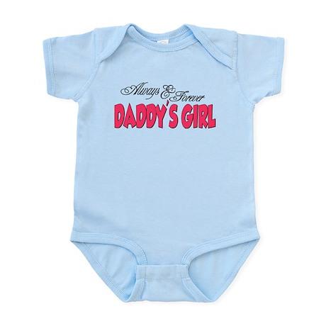 Always & Forever Daddy's Girl Infant Bodysuit