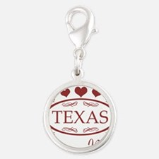 Somebody In Texas Loves Me Charms