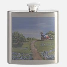 Texas Trail Flask