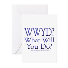 WWYD? Greeting Cards (Pk of 10)