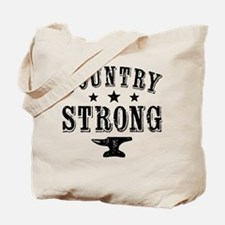 Country Strong Tote Bag