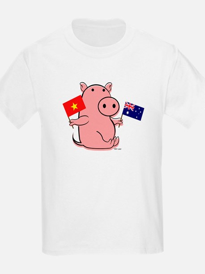AUSTRALIA AND VIETNAM T-Shirt