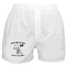 Never Without Mummy Boxer Shorts