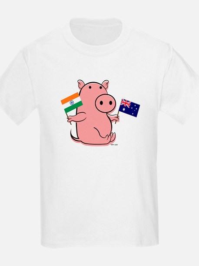 AUSTRALIA AND INDIA T-Shirt