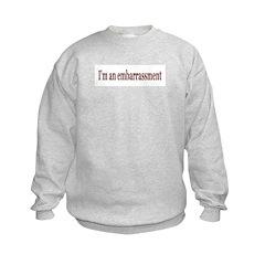 Embarrassment Sweatshirt