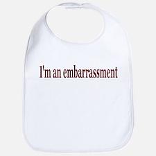 Embarrassment Bib