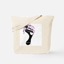 Captain Blackfoot Tote Bag