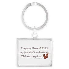 ADD Squirrel Keychains