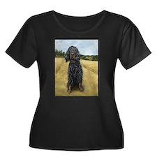 Gordon Setter Plus Size T-Shirt