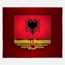 Republic of Albania King Duvet