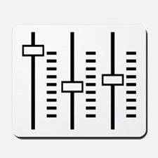 Audio Balance Control Mousepad