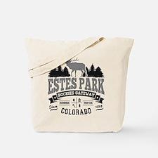 Estes Park Vintage Tote Bag