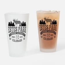 Estes Park Vintage Drinking Glass