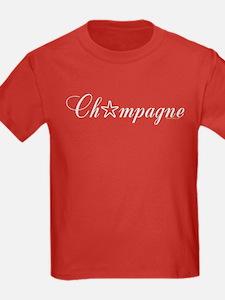 Champagne Starlet T