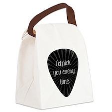 Cute Starburst Canvas Lunch Bag