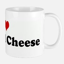 I Love Mac and Cheese Mug