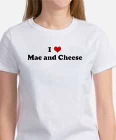 I Love Mac and Cheese Tee
