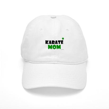 Karate Mom 1 (Grass) Cap