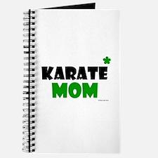 Karate Mom 1 (Grass) Journal