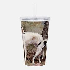 Sighthounds Acrylic Double-Wall Tumbler